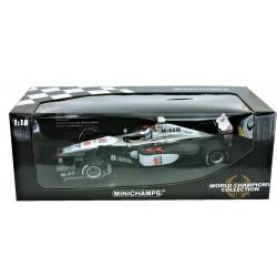 McLaren MP4-13 M.Häkkinen Champion du monde 1998