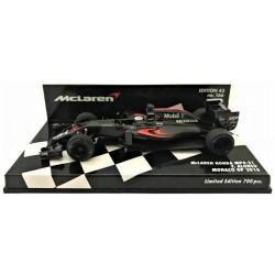 McLaren MP4-31 Fernando ALONSO Monaco GP 2016