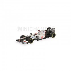 Sauber C31-Ferrari K. Kobayashi
