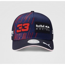 Casquette Max Verstappen / Red Bull Racing 2021