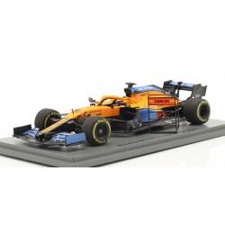 McLaren MCL35 Carlos Sainz 2nd Italy GP 2020
