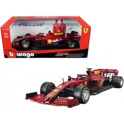 Ferrari SF1000 Tuscany GP 2020 C. Leclerc / S. Vettel
