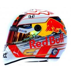 Mini casque 1/2 Max Verstappen 2019