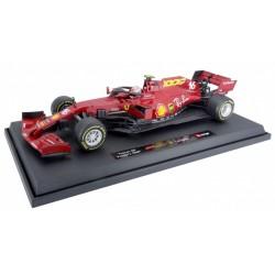Ferrari SF1000 GP de Toscane 2020 Ch. Leclerc / S.Vettel