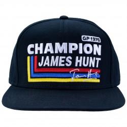 James HUNT Cap Silverstone 1976
