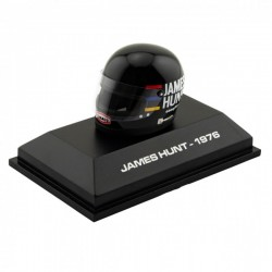 Mini casque James Hunt 1976