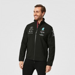 2021 Mercedes AMG F1 Softshell Jacket