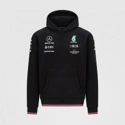 Sweatshirt avec capuchon Mercedes AMG F1