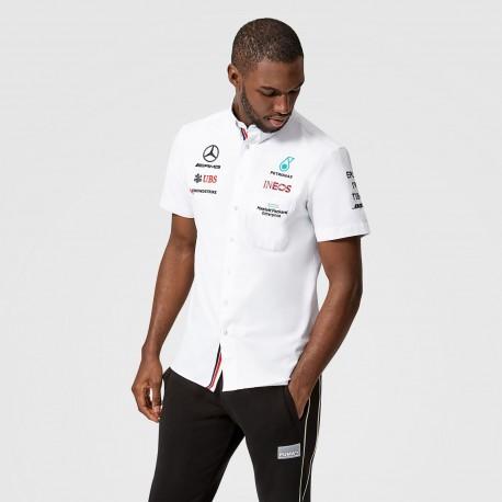 Chemise Team Mercedes AMG F1