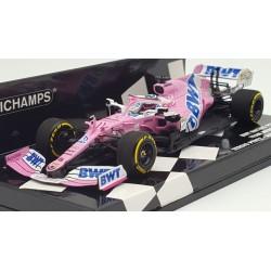 Racing Point RP20 Sergio Perez Austrian GP 2020