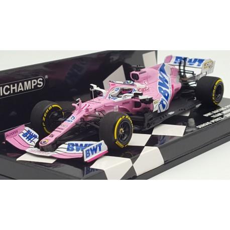 Racing Point RP20 Sergio Perez , GP d'Autriche 2020