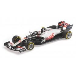 Haas F1 VF-20 K. Magnussen 2020