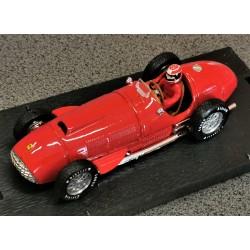 Ferrari 375 pliotée par Michael SCHUMACHER