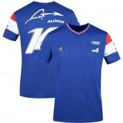 T-Shirt Alpine F1 Fernando Alonso