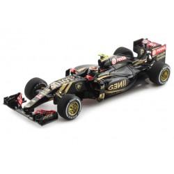 Lotus E23 Romain Grosjean 2015