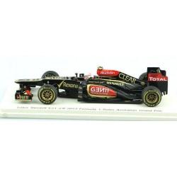 Lotus E21 Romain Grosjean Australian GP