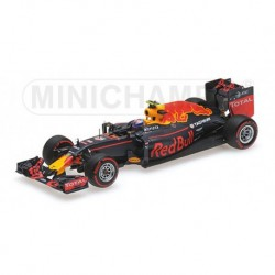 Red Bull RB12 Max Verstappen 3ème au GP d'Allemagne 2016