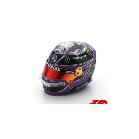 Mini casque Lewis Hamilton GP de Turquie 2020