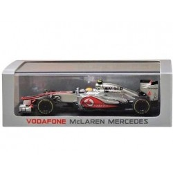 McLaren MP4-27 L. Hamilton Monaco GP 2012